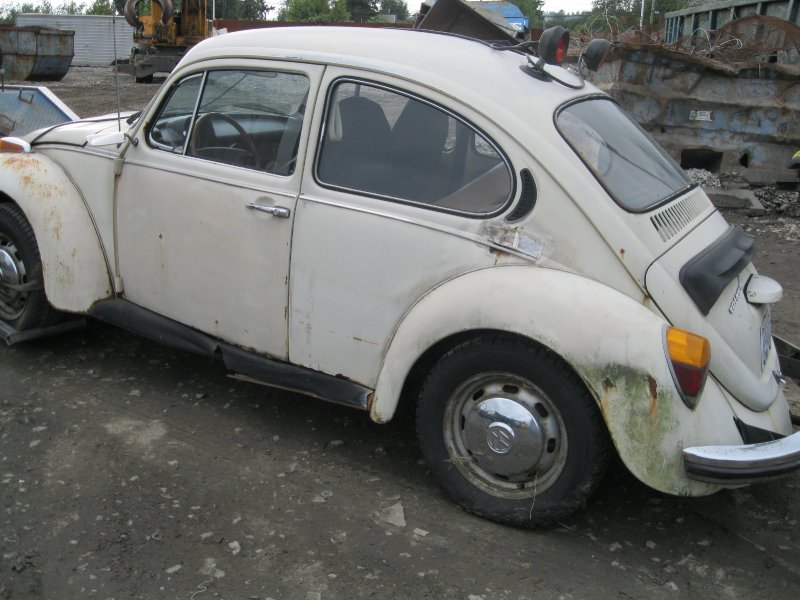New Westminster Beetle now recycled
