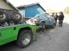 Scrap Car Removed In Vancouver