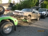 Volvo in Coquitlam Junked Car for recycling