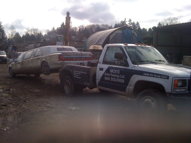 Scrap and Junk Auto Removal and Recycling In Port Coquitlam | Junk ...