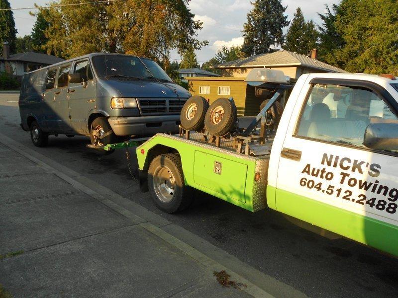 Junk Vans | Car Removal