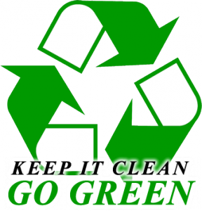 Auto Recycling - Go Green