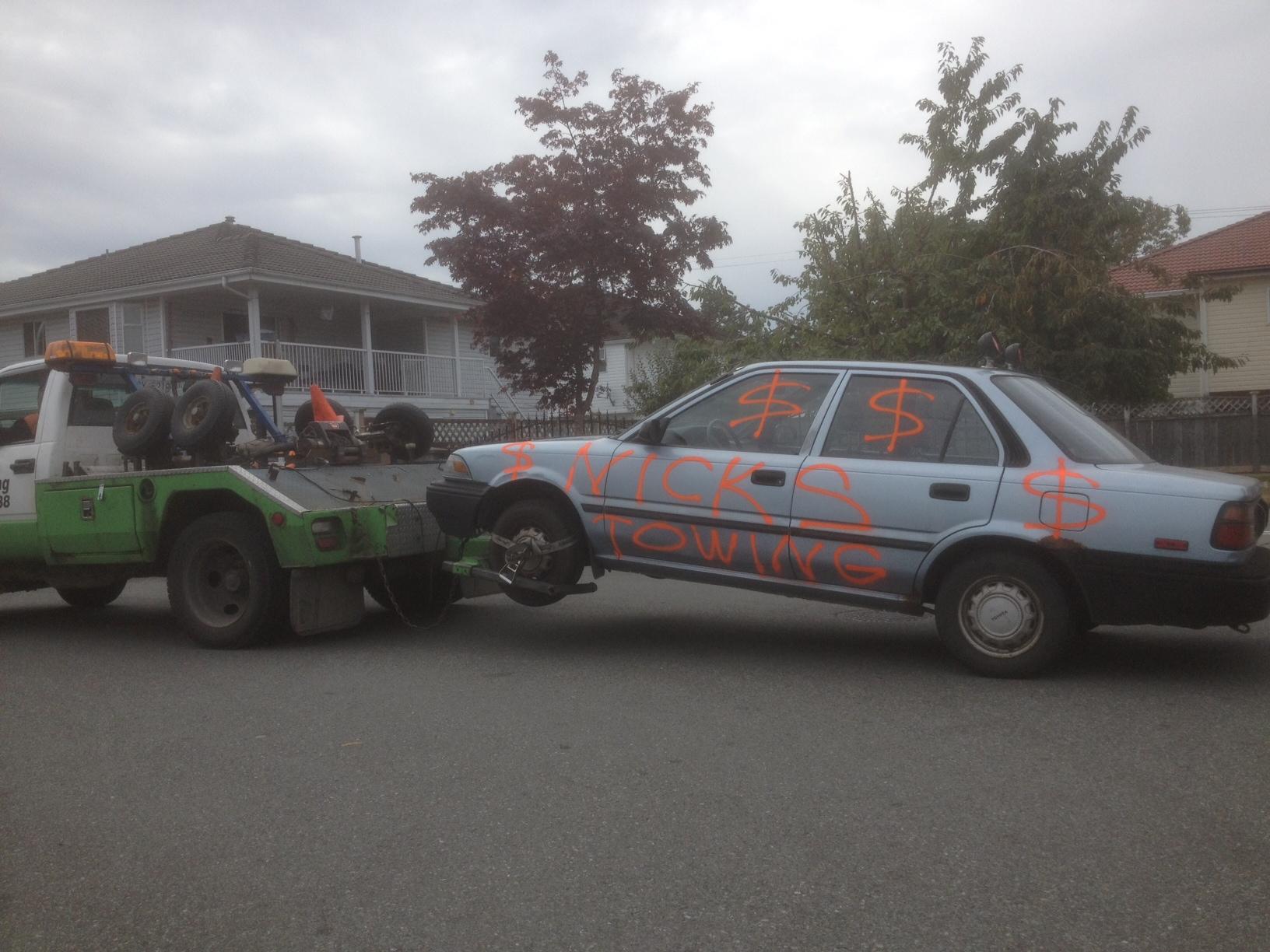 car removal surrey | Junk Car Removal