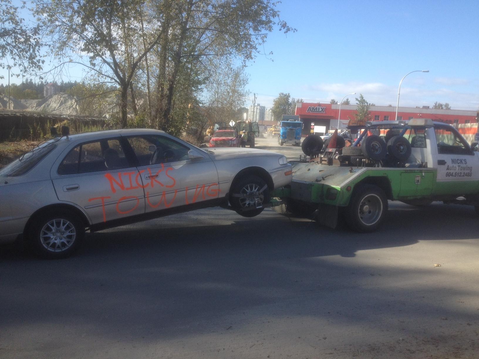 Auto Recycling Surrey\' | Junk Car Removal