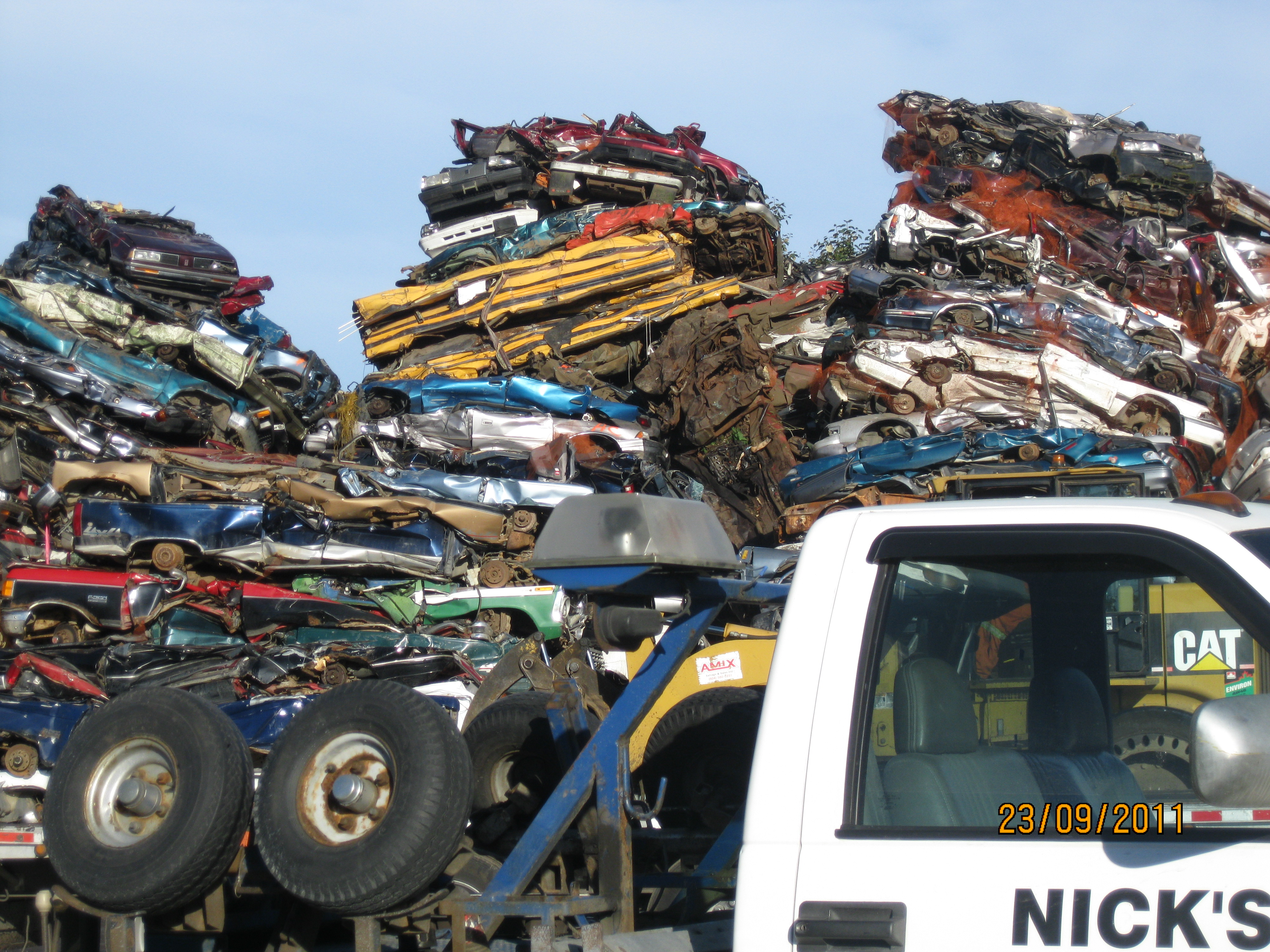 Junk Auto Removal and Recycling In Burnaby | Junk Car Removal