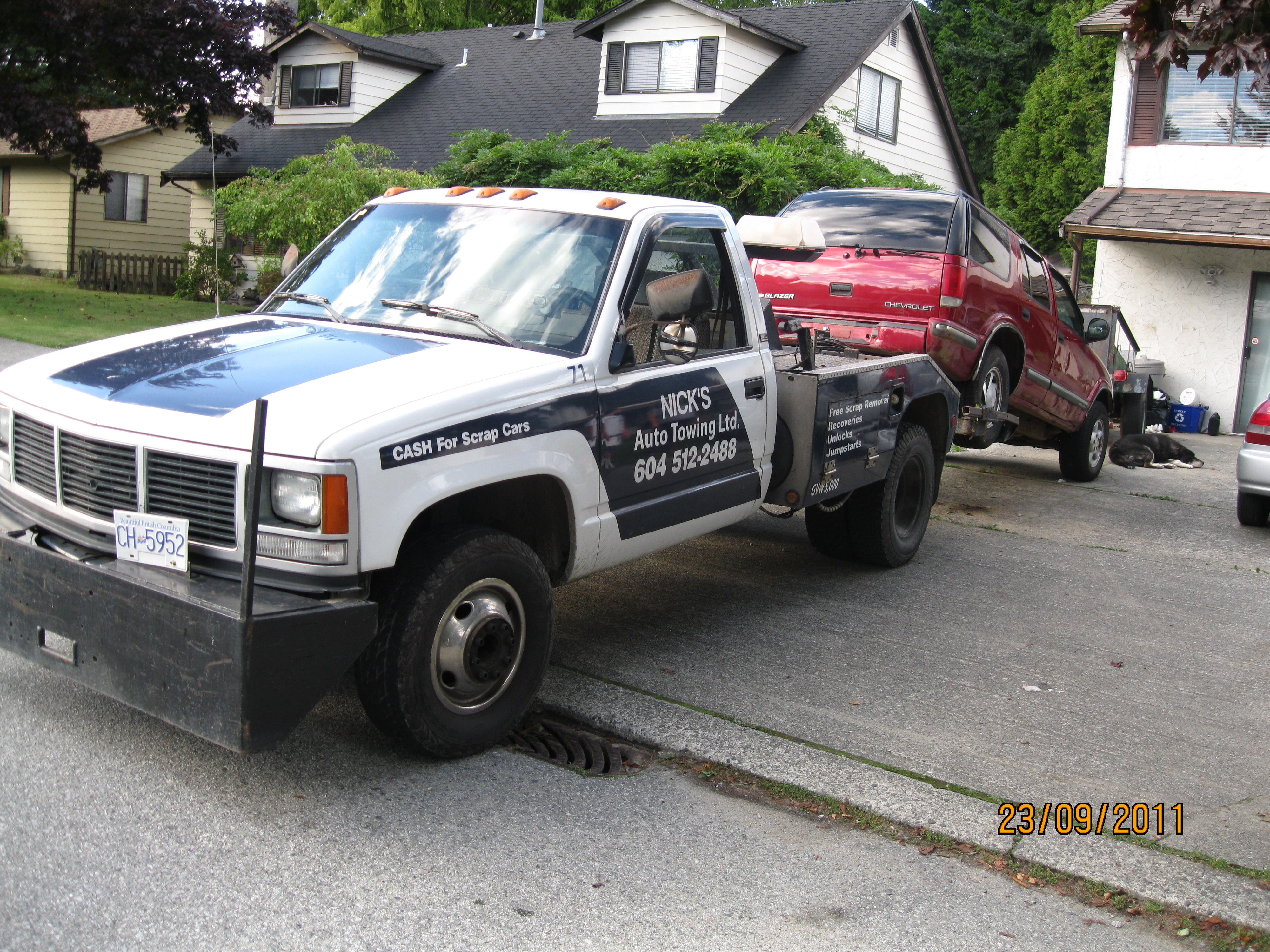 Scrap Car Removal Port Coquitlam\' | Junk Car Removal